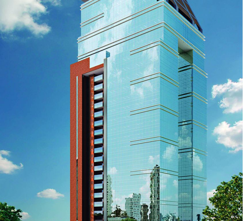 SALAS TREND TOWER – ALPHAVILLE / SP